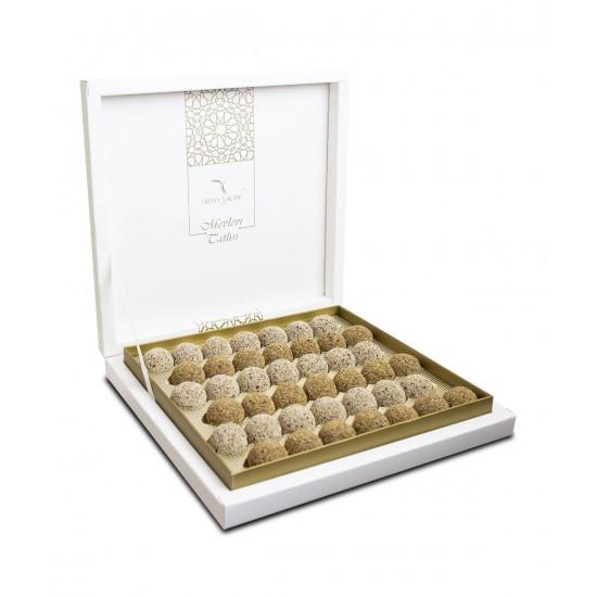 Mevlevi Tatlısı 500 gr Beyaz Kutu